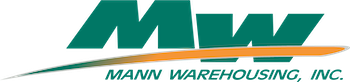 Mann Warehousing Logo