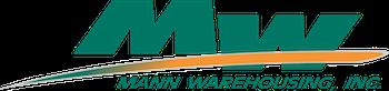 Mann Warehousing Logo